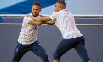Dhorasoo cherche la guerre d'ego entre Neymar et Mbappé