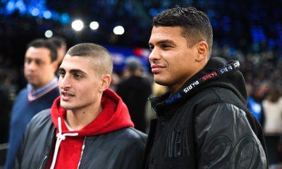 """Verratti """"Avec Thiago Silva, on a tout vécu...il a toujours tout donné pour le PSG"""""""