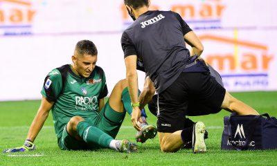 L'Atalanta s'incline contre l'Inter Milan avec une légère inquiétude pour son gardien Gollini