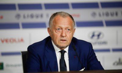 Ligue 1 - Aulas évoque la course au titre et veut faire «durer le suspense jusqu'au bout»