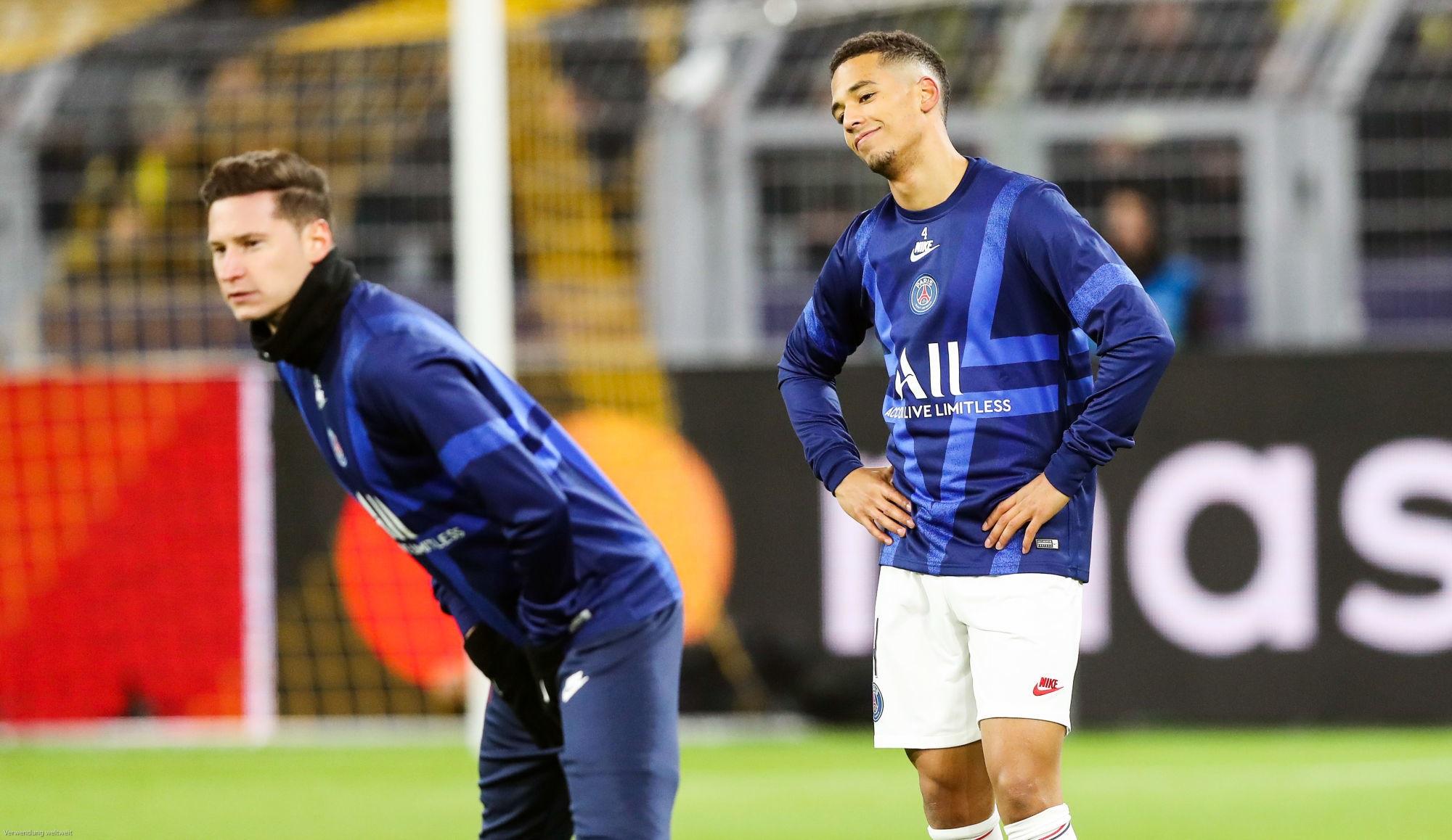 Kehrer et Draxler appelés par Löw pour jouer avec l'Allemagne durant la trêve de septembre