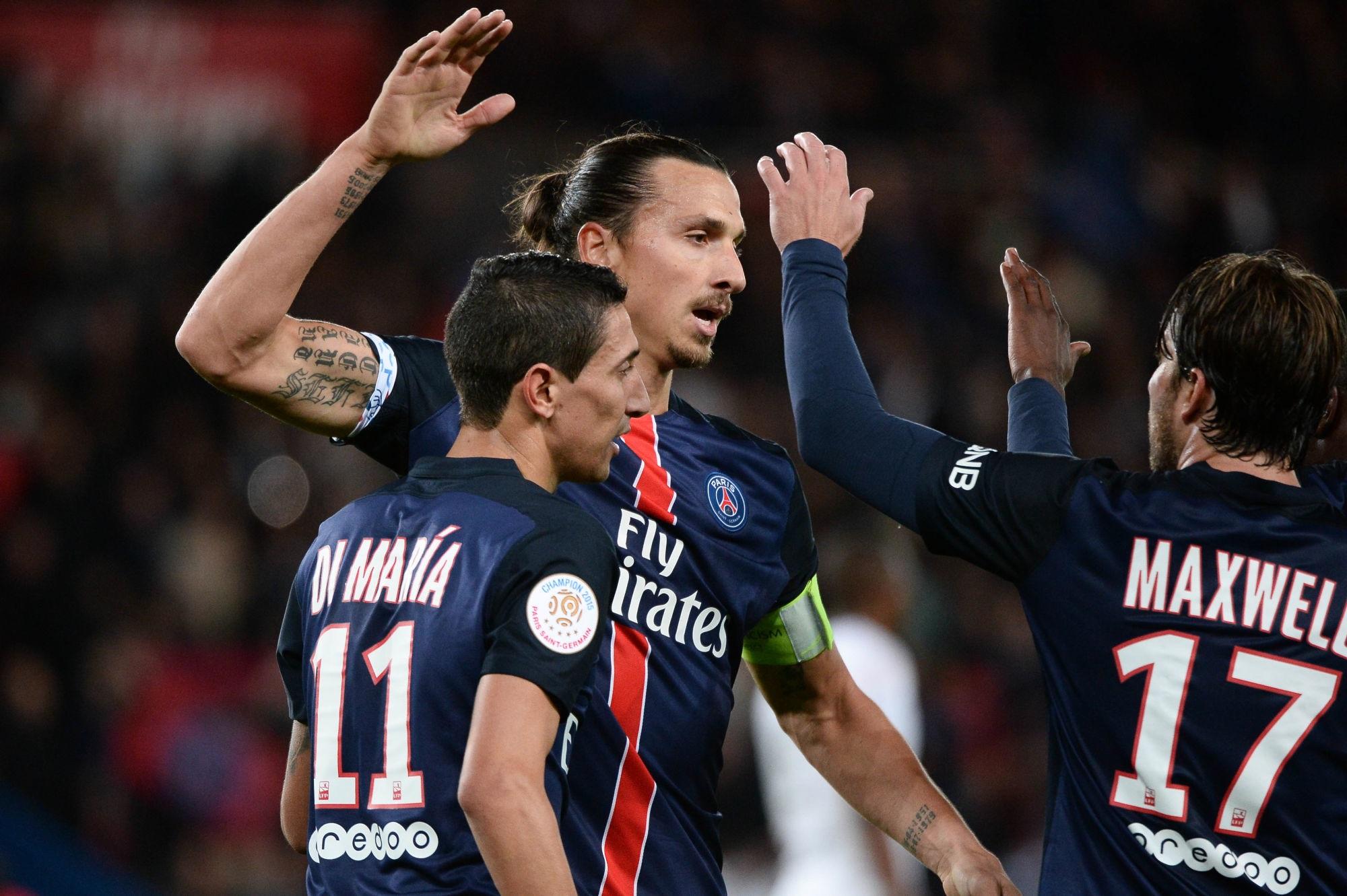 Maxwell explique l'importance d'Ibrahimovic pour le PSG