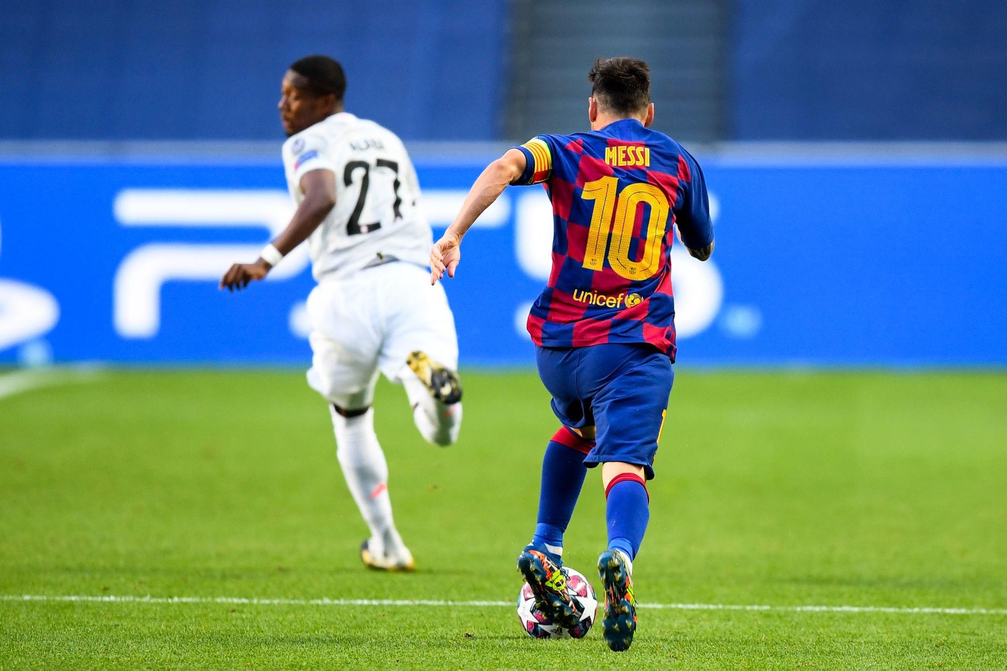 Mercato - Messi a choisi City, notamment pour revenir au Barça ensuite explique L'Equipe