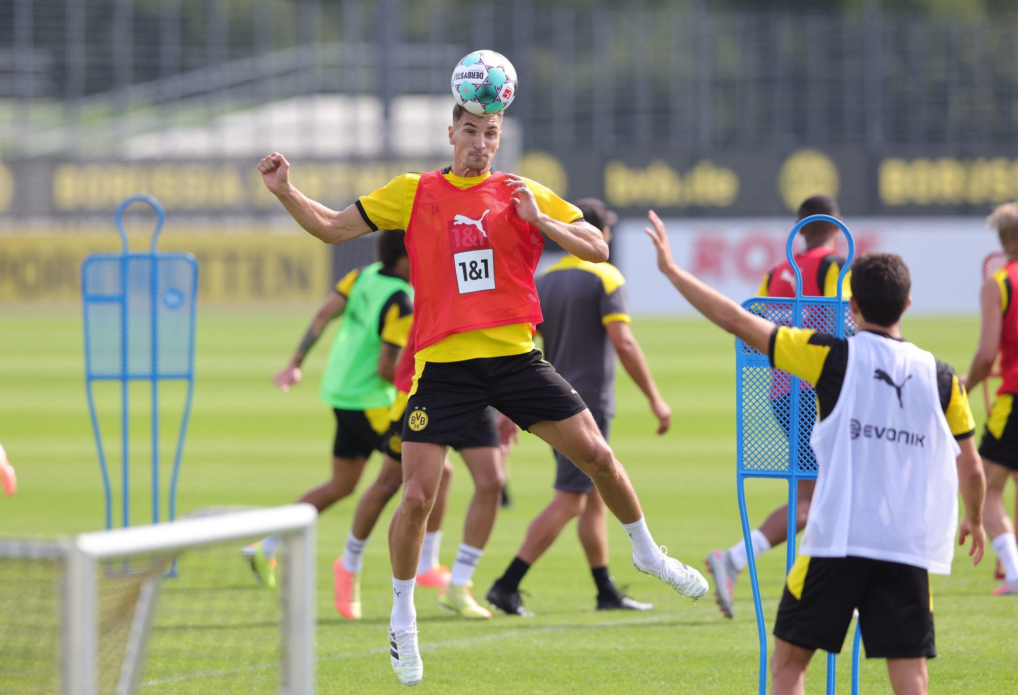 """Meunier assure qu'il voulait """"terminer la Ligue des Champions avec le PSG"""""""
