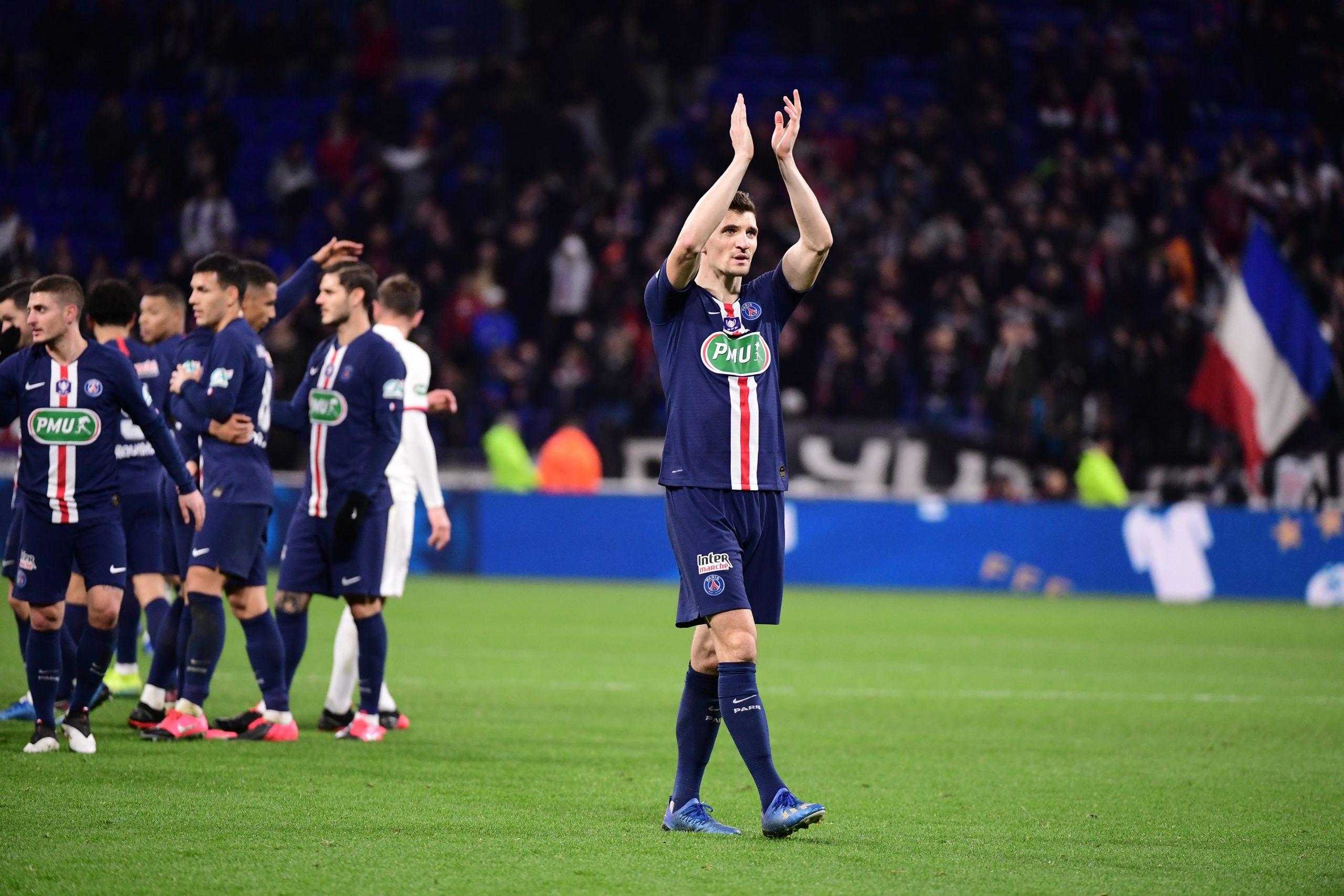 """Meunier évoque la """"démesure"""" des fêtes d'anniversaires au PSG"""
