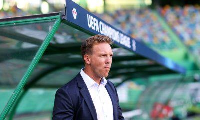 """Leipzig/PSG - Nagelsmann est """"heureux"""" de retrouver Tuchel et fait l'éloge de Paris"""