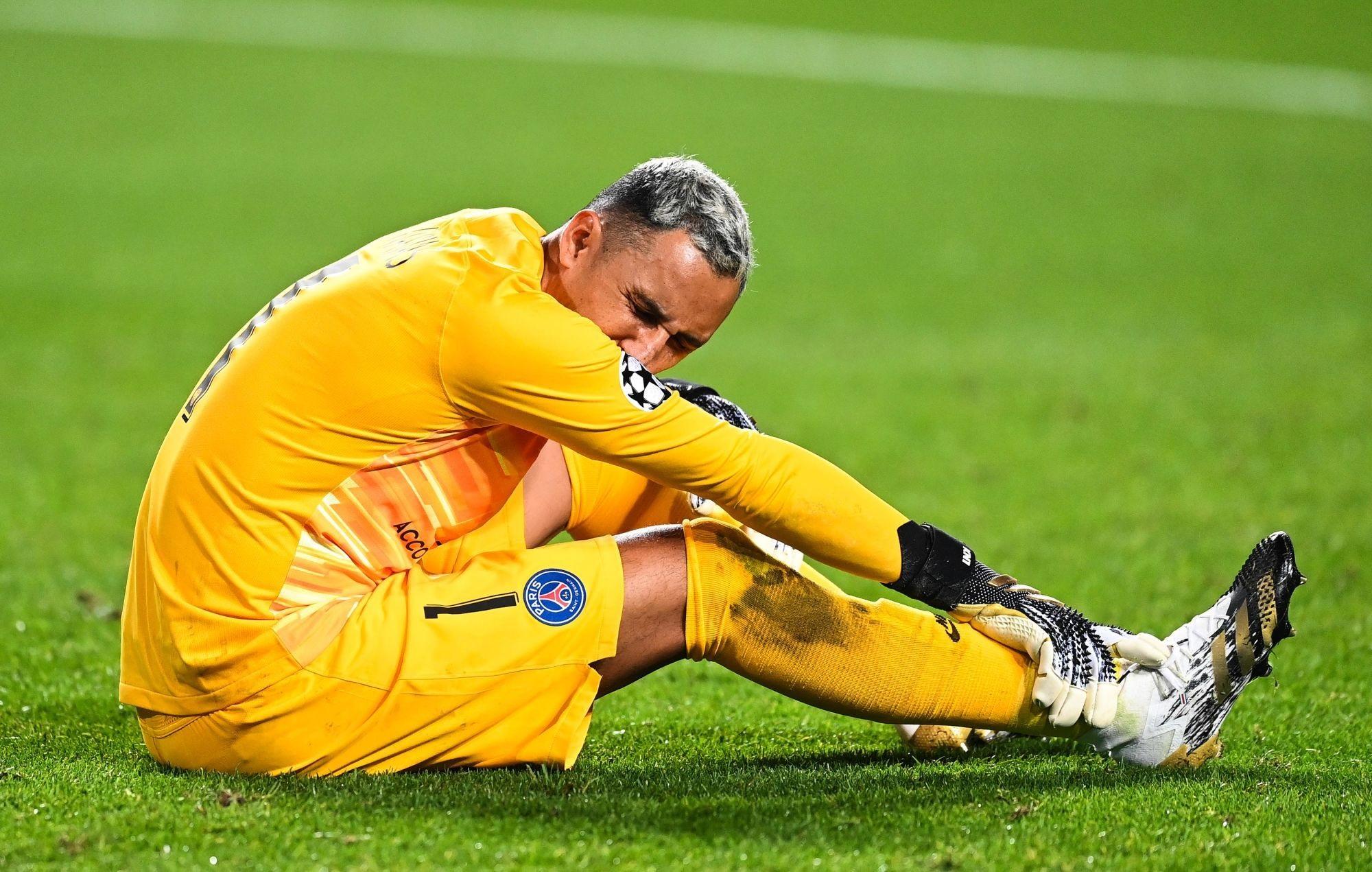 Officiel - Le fait le point sur les blessures de Navas, Thiago Silva, Verratti et Kurzawa