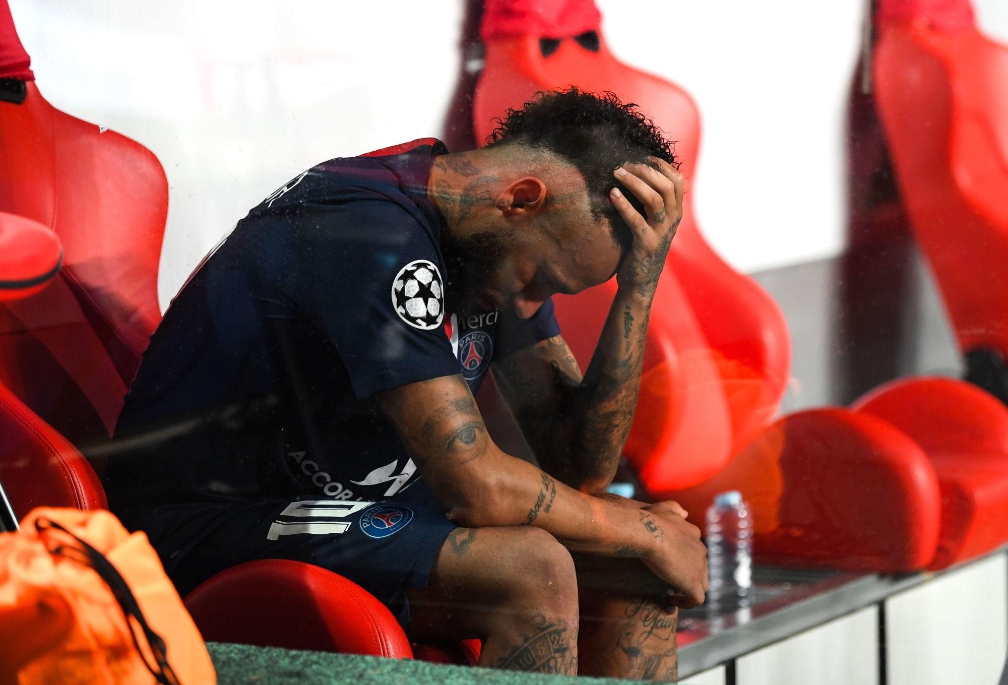 Mercato - La défaite du PSG trouble la prolongation de Neymar, avance UOL Esporte
