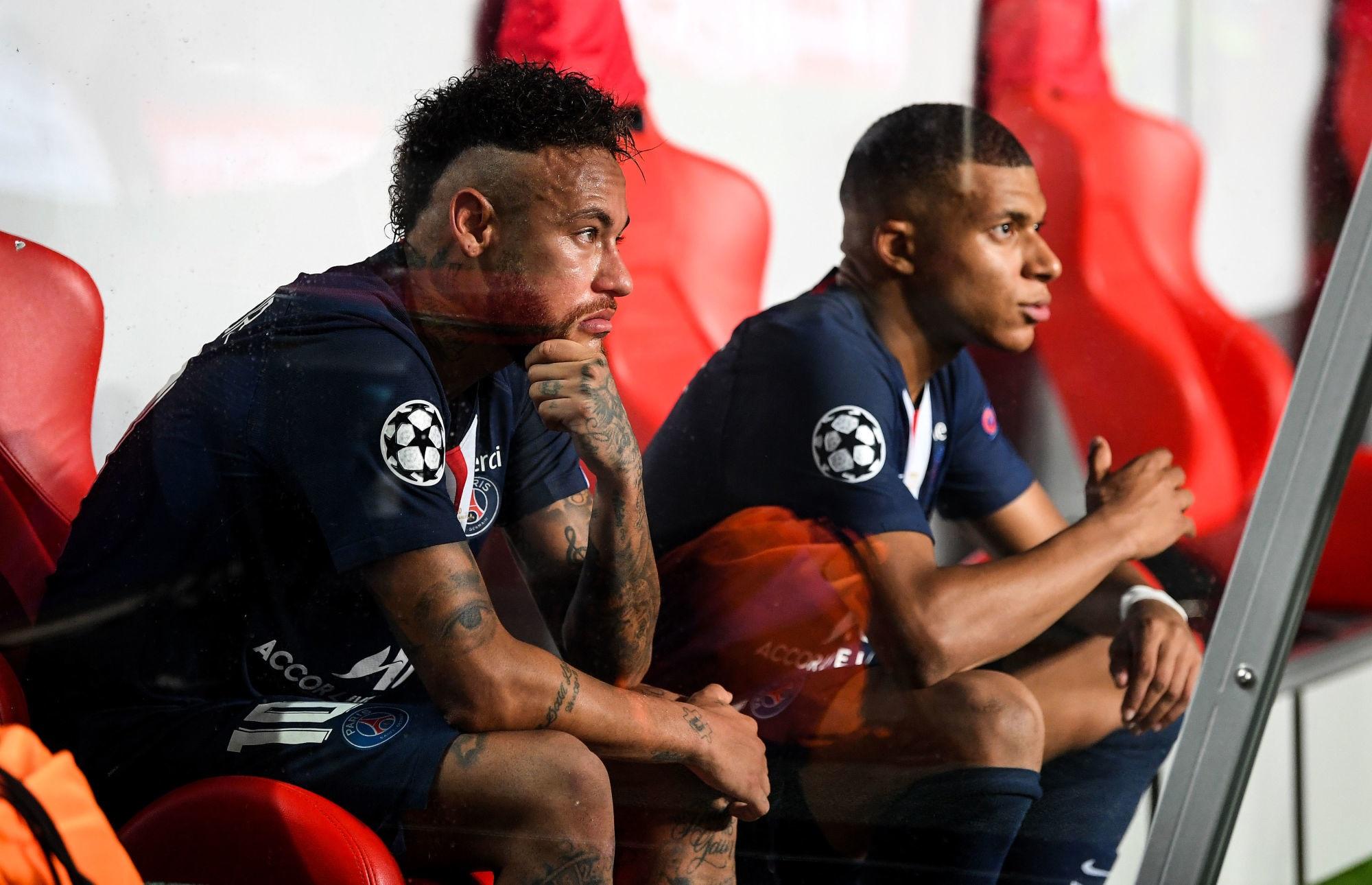 PSG/Bayern - Les notes des Parisiens dans la presse : Neymar en dessous des autres
