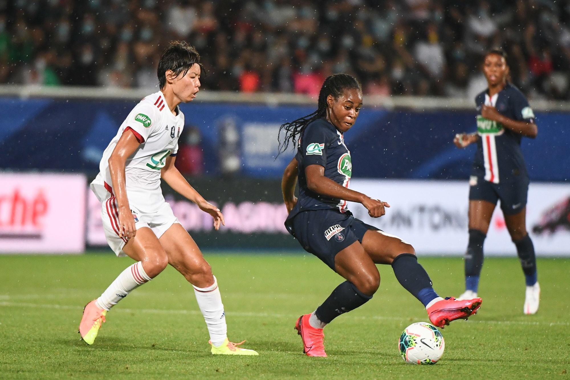 OL/PSG - Les Parisiennes s'inclinent en finale de Coupe de France !