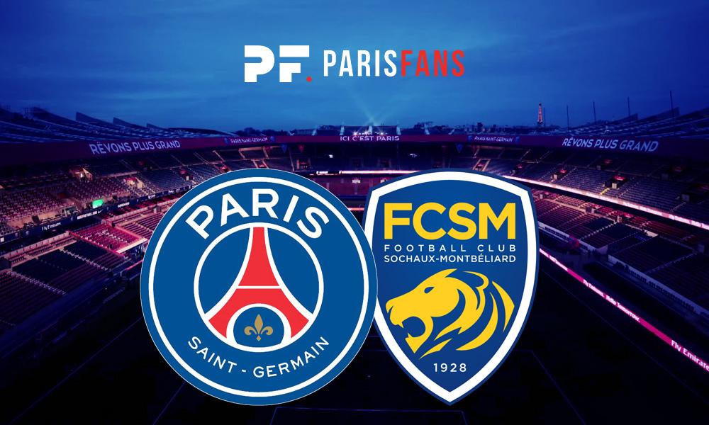 PSG/Sochaux - Chaîne et horaire de diffusion