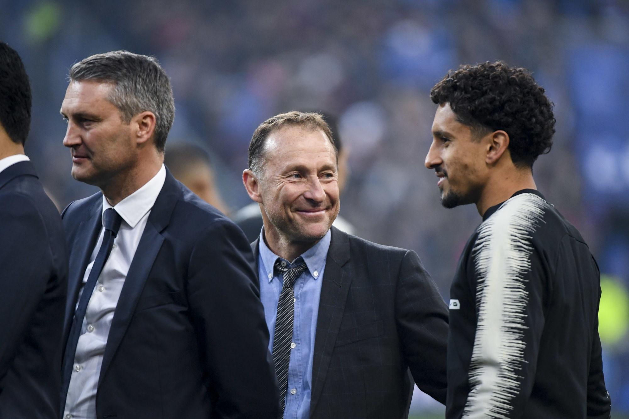 """PSG/Bayern - Papin va supporter le PSG """"J'espère que Paris va gagner la Ligue des Champions"""""""