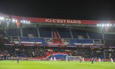 Le PSG envoie des informations aux abonnés au Parc des Princes pour la saison 2020-2021