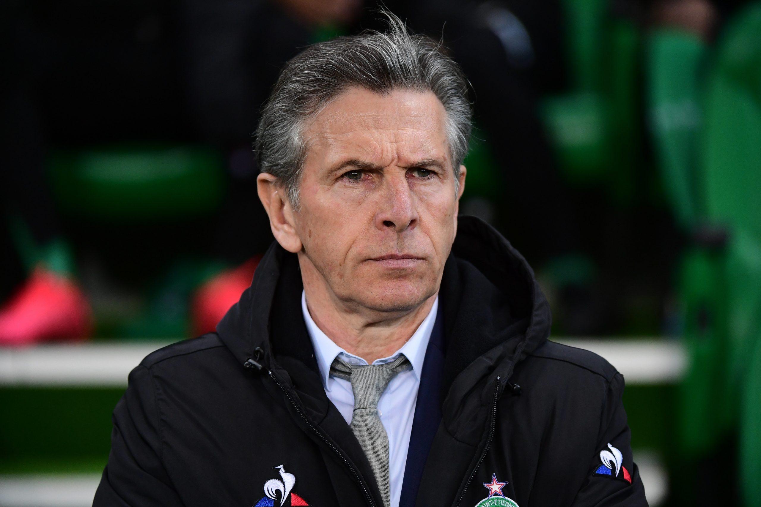 Claude Puel place le PSG en favori face à l'Atalanta Bergame
