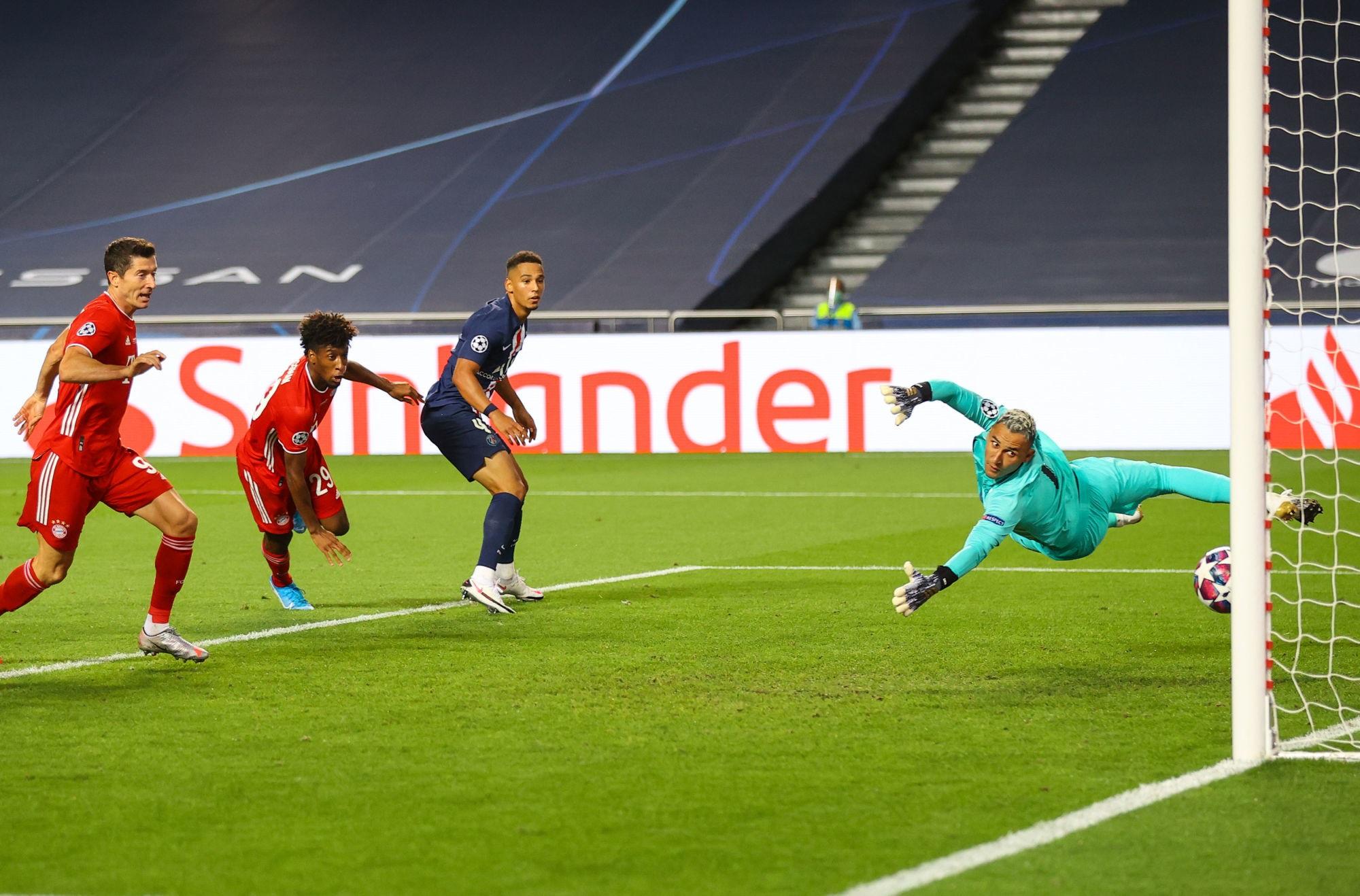 PSG/Bayern (0-1) - Le résumé avec le but et les temps forts de la finale