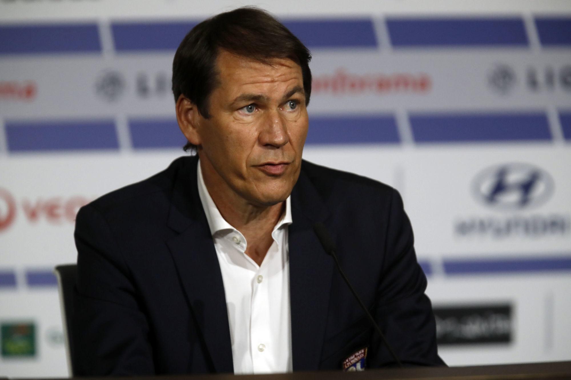 """Ligue 1 - Rudi Garcia veut """"chasser le PSG et Lille"""""""