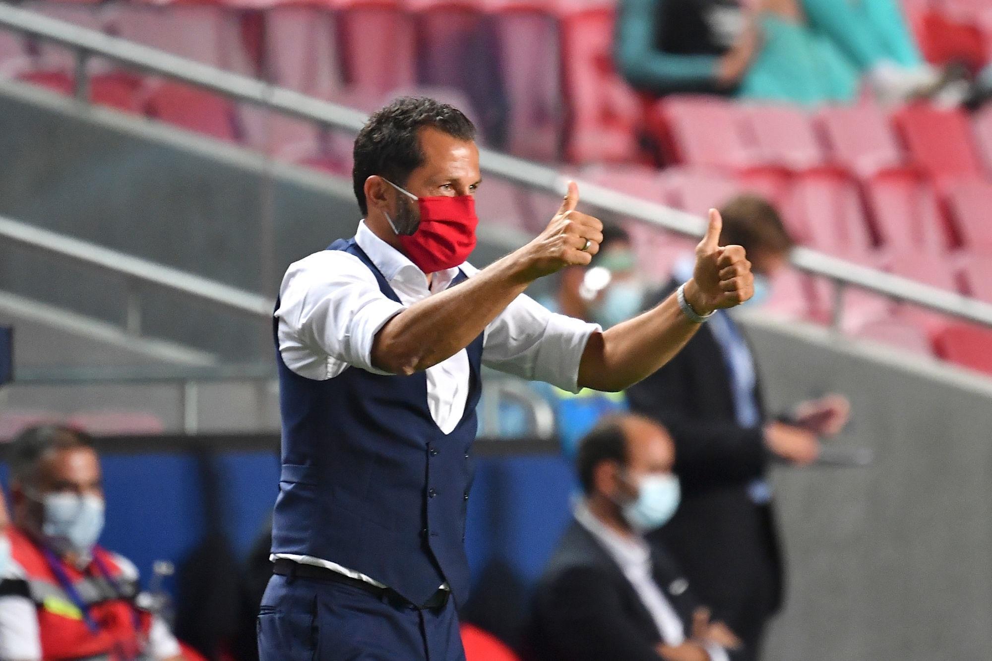 """LDC - Salihamidzic souligne que le PSG a """"une très bonne équipe"""" et Mbappé"""