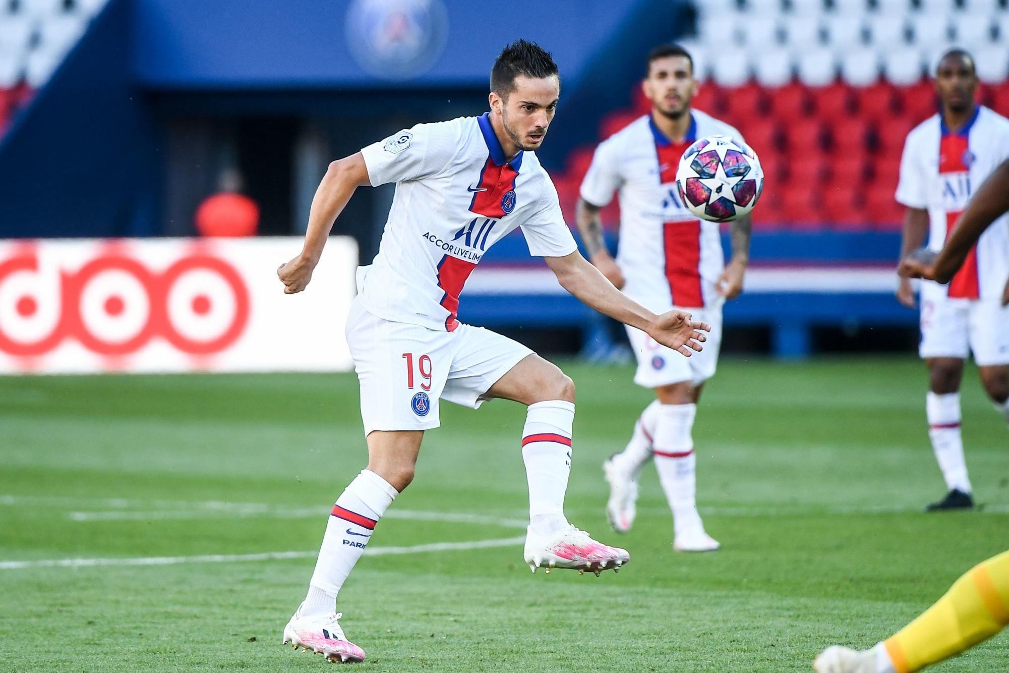 Atalanta/PSG - Sarabia évoque le huis clos, la forme physique et le style du club italien