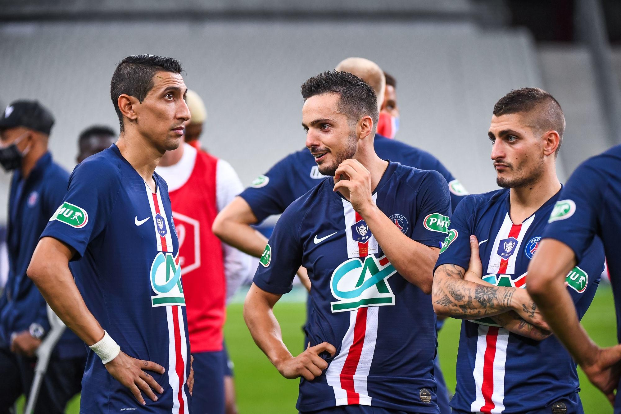 PSG/OL - Sarabia évoque le plein de confiance et l'importance de Navas après la victoire