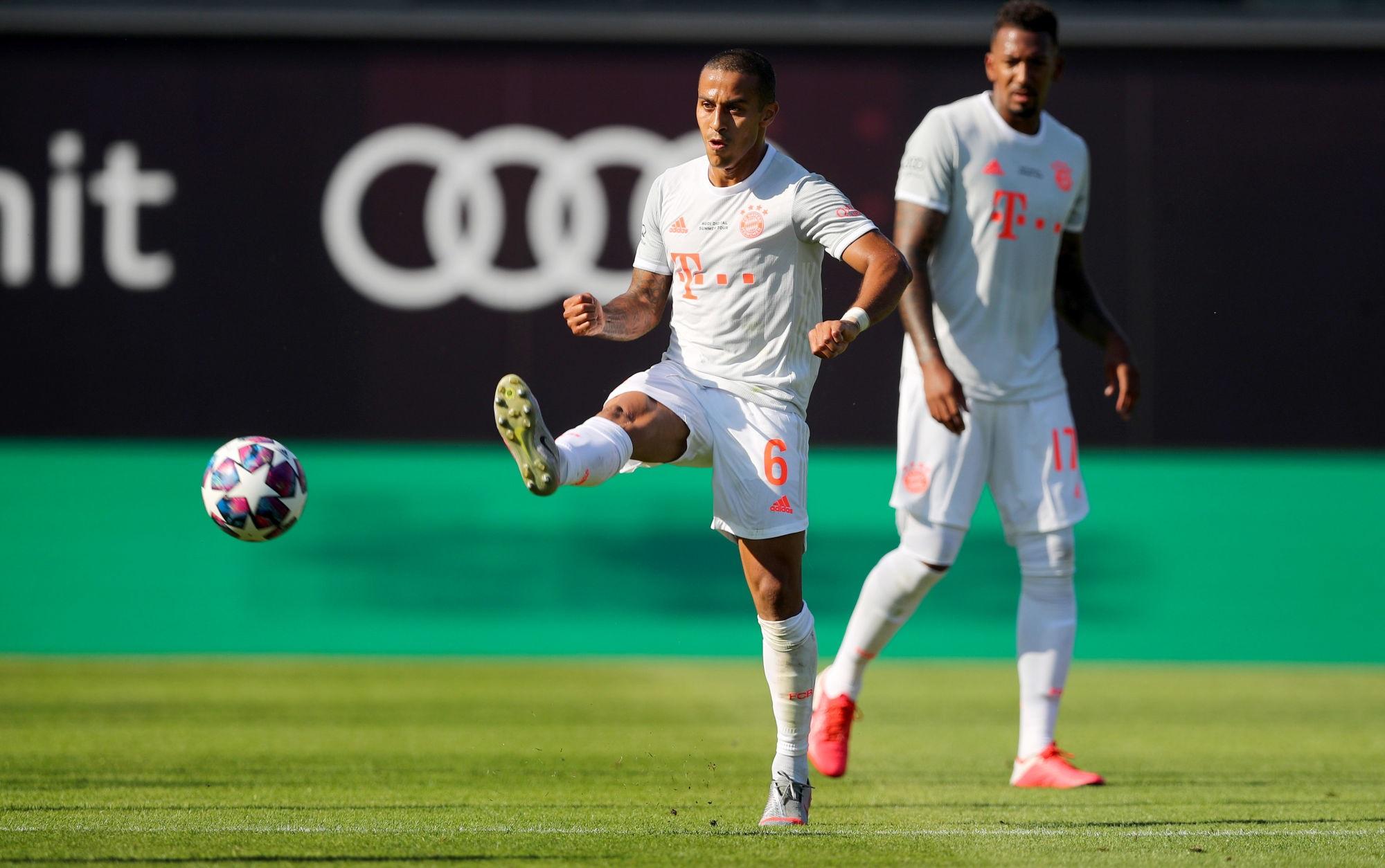 Mercato - Le PSG favori dans le dossier Thiago Alcantara, selon le Abendzeitung München
