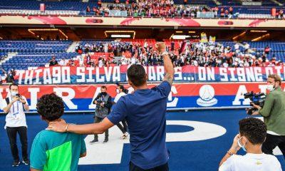 Quel est votre sentiment après le départ de Thiago Silva ? Et à propos de la rumeur Messi ?