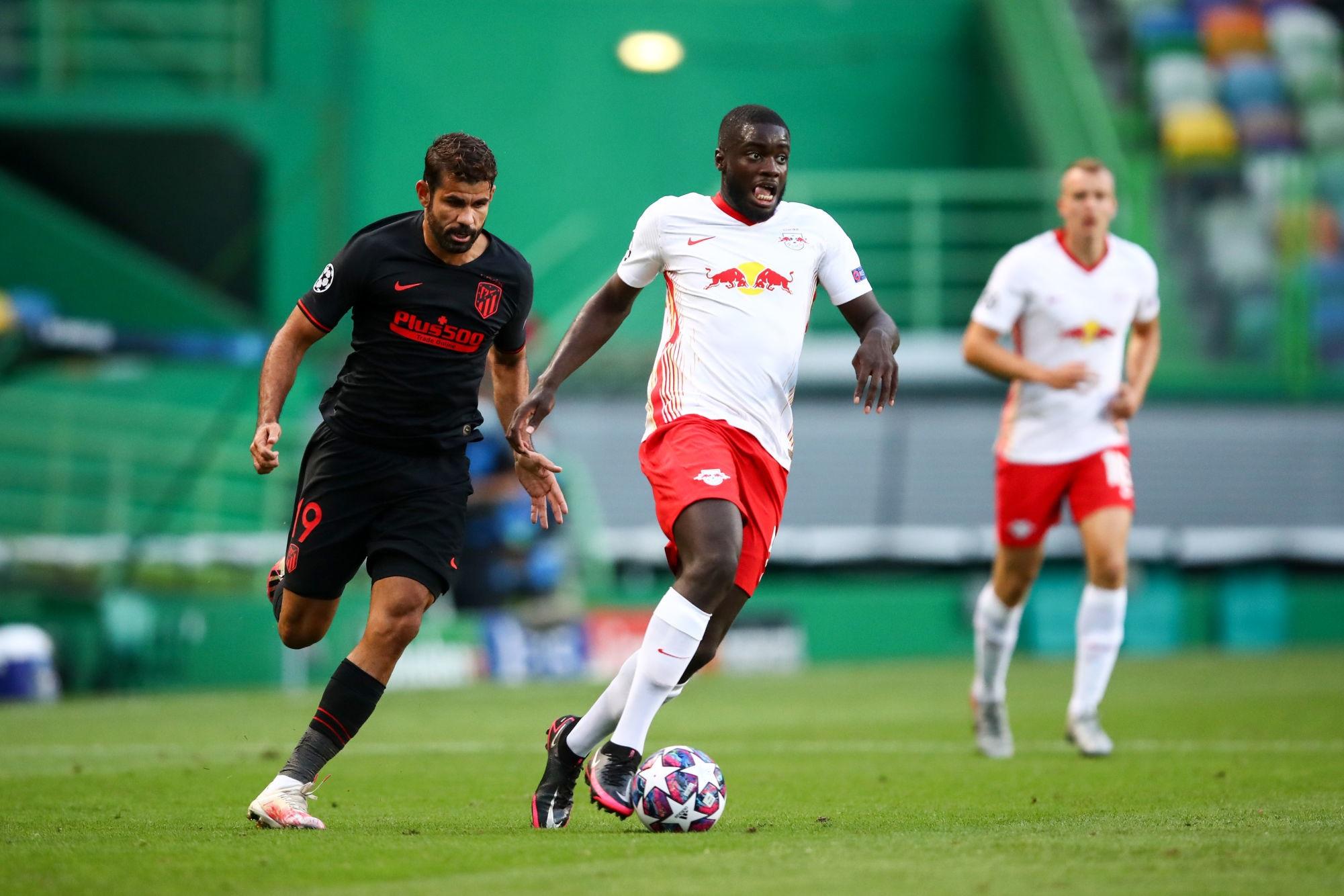 "Leipzig/PSG - Upamecano ""On va s'attendre à un gros match, on va tout donner"""
