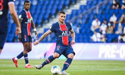 "Bruges/PSG - Kimpembe ""va mieux"", Verratti toujours incertain selon L'Equipe"