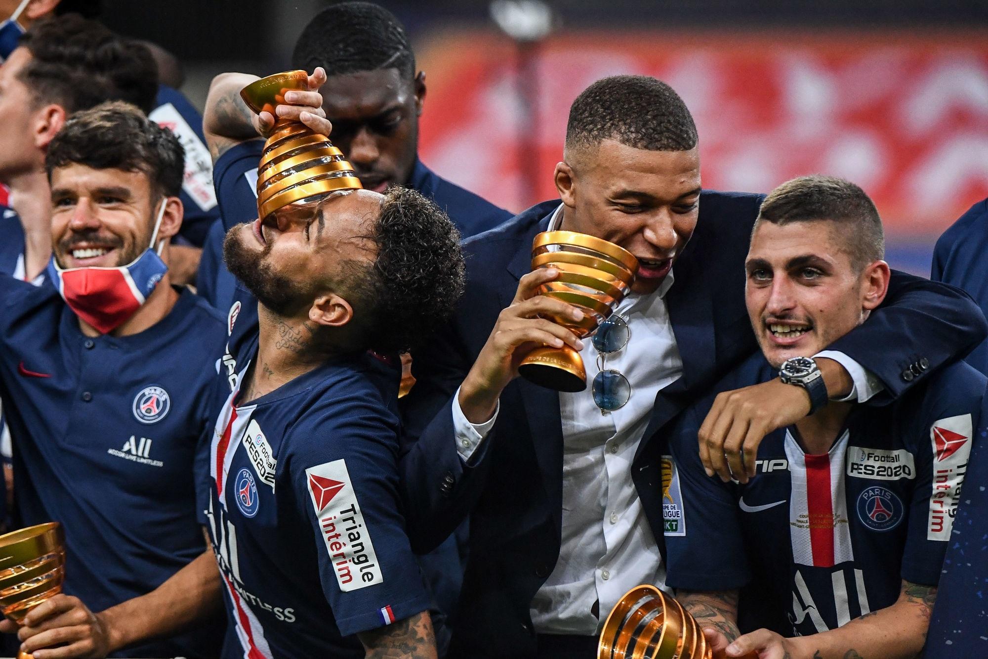 PSG/OL - Les notes des Parisiens dans la presse : Verratti et Neymar hommes d'un match difficile