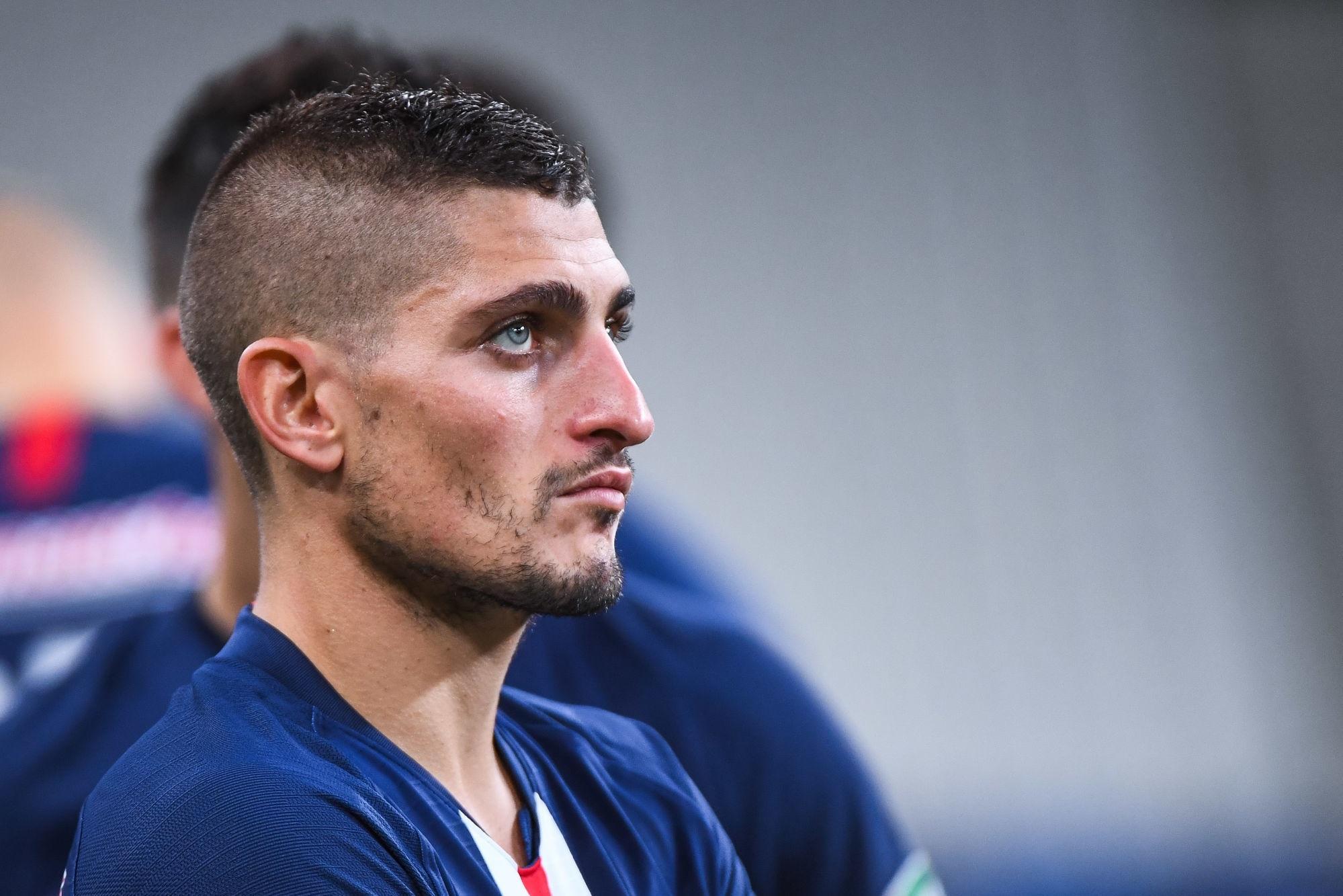 Verratti sera absent environ 3 semaines, annonce RMC Sport