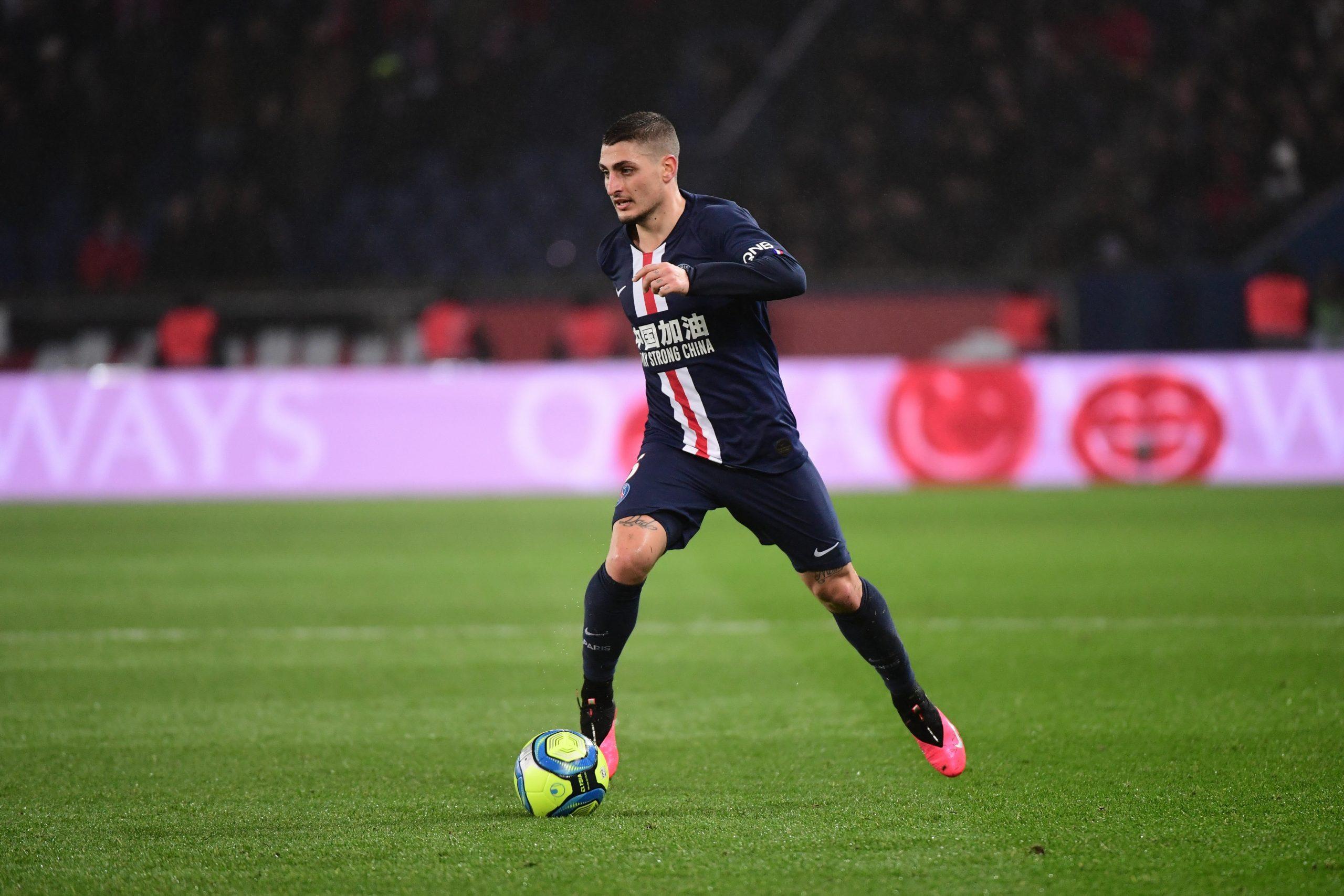 Atalanta/PSG - Verratti est forfait pour le quart de finale, assure RMC Sport