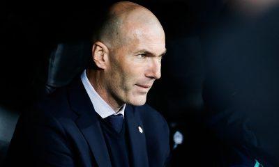 """Zidane souligne qu'il ne peut """"rien dire"""" à propos de l'avenir de Mbappé"""
