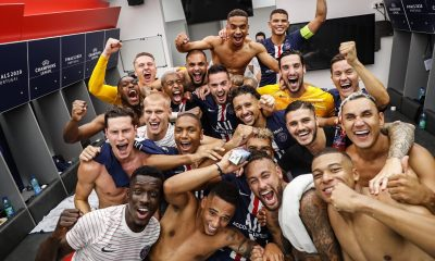 Les images du PSG ce mardi: qualification en finale de Ligue des Champions !