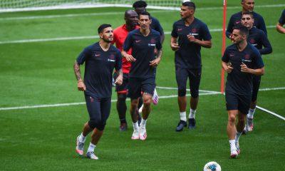Suivez l'entraînement du PSG ce jeudi à 18h30