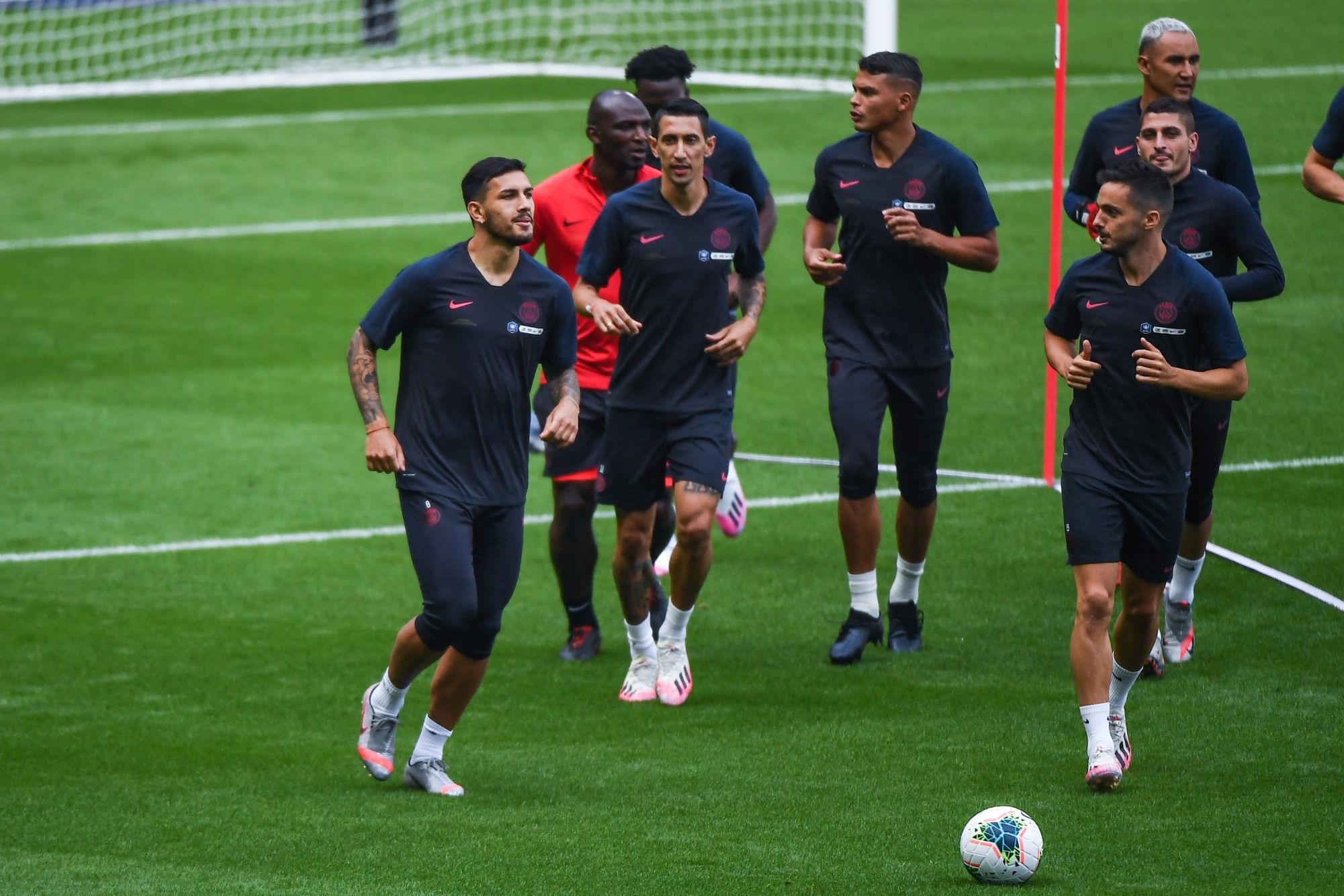 L'Equipe fait le point sur le groupe du PSG, qui pourrait être complet face au Bayern