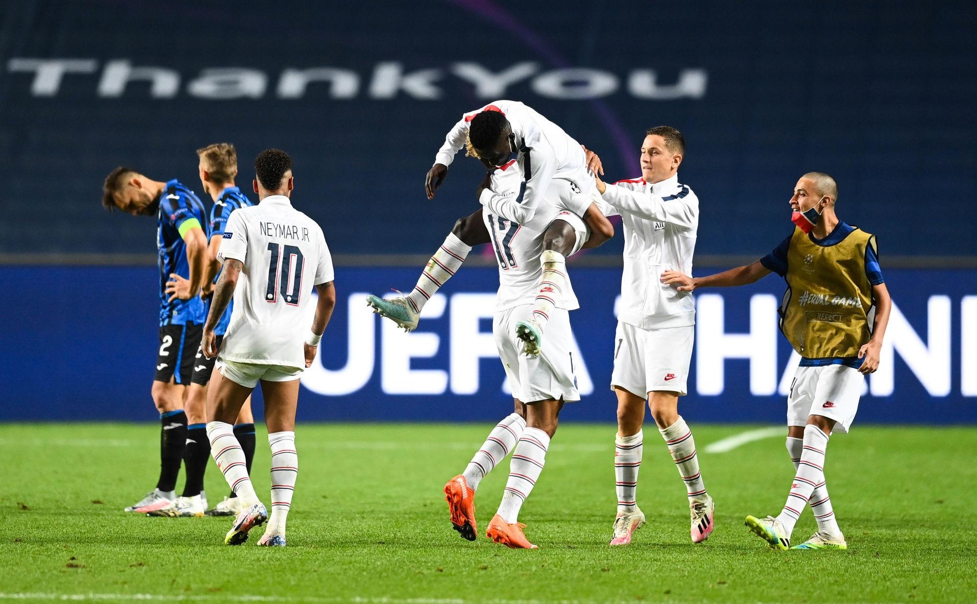 Atalanta/PSG - Qui est le joueur du match selon vous ?
