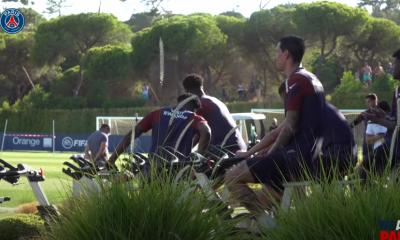 Revivez le voyage du PSG et le premier entraînement à Faro au plus près des joueurs