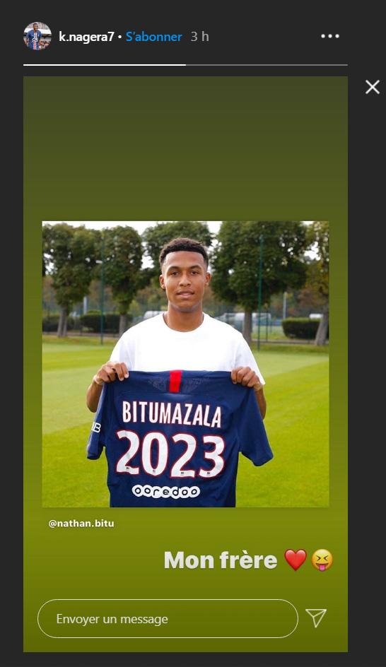 Les images du PSG ce jeudi: nouveaux cas de Covid 19, sélections et signature de Bitumazala