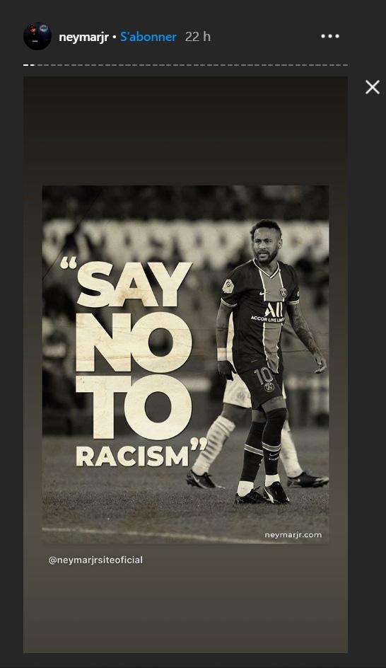 Les images du PSG ce lundi: Silence radio et polémique sur fond de racisme après PSG/OM