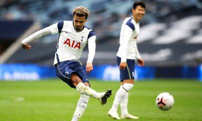 Mercato - Tottenham prêt à prêter Alli, mais moins ouvert à un transfert définitif d'après le Telegraph