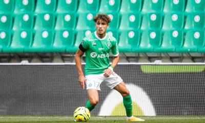 Aouchiche revient sur son choix de signer à Saint-Etienne plutôt qu'au PSG