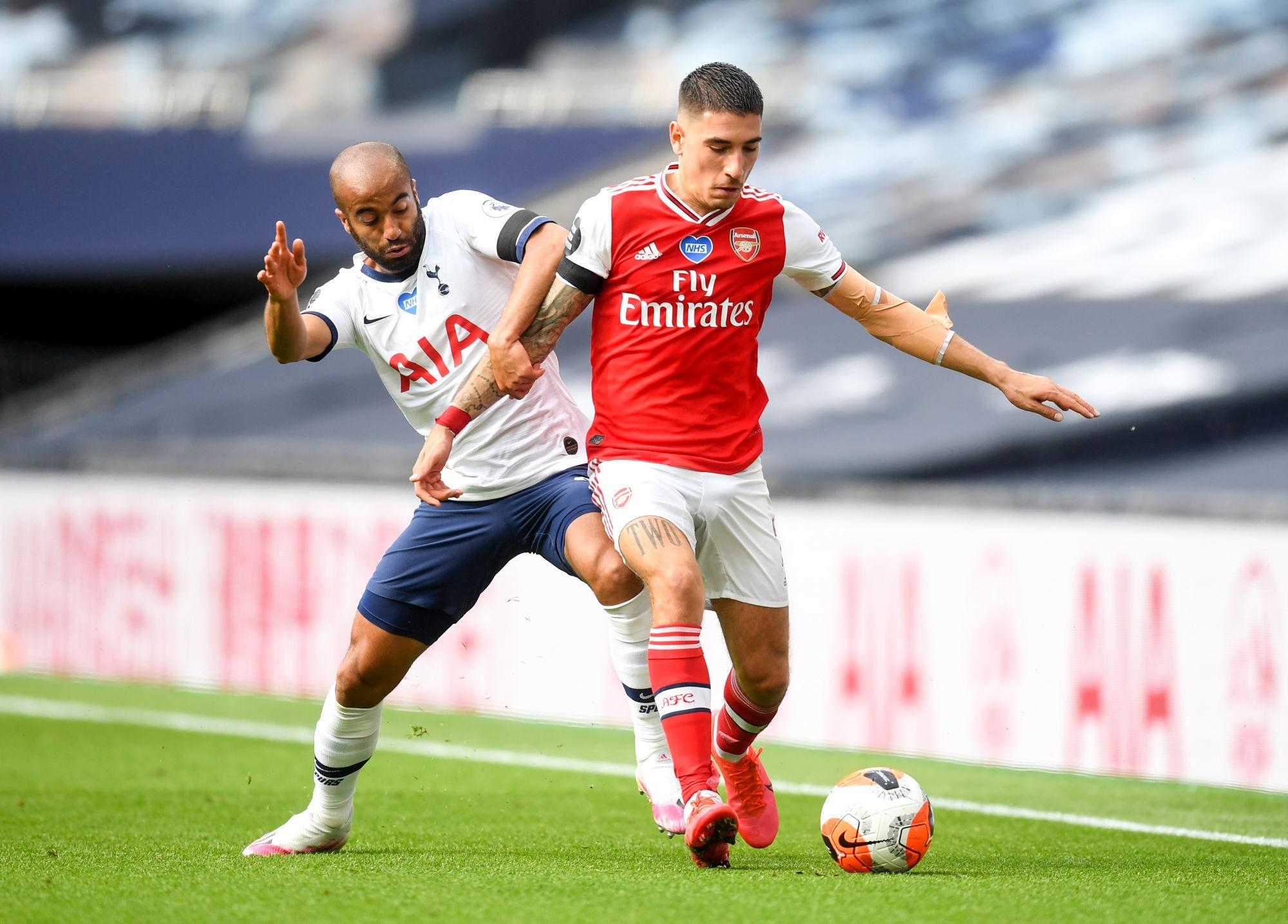 Exclu - Le PSG a fait une offre pour Bellerin, mais l'accord avec Arsenal est encore loin