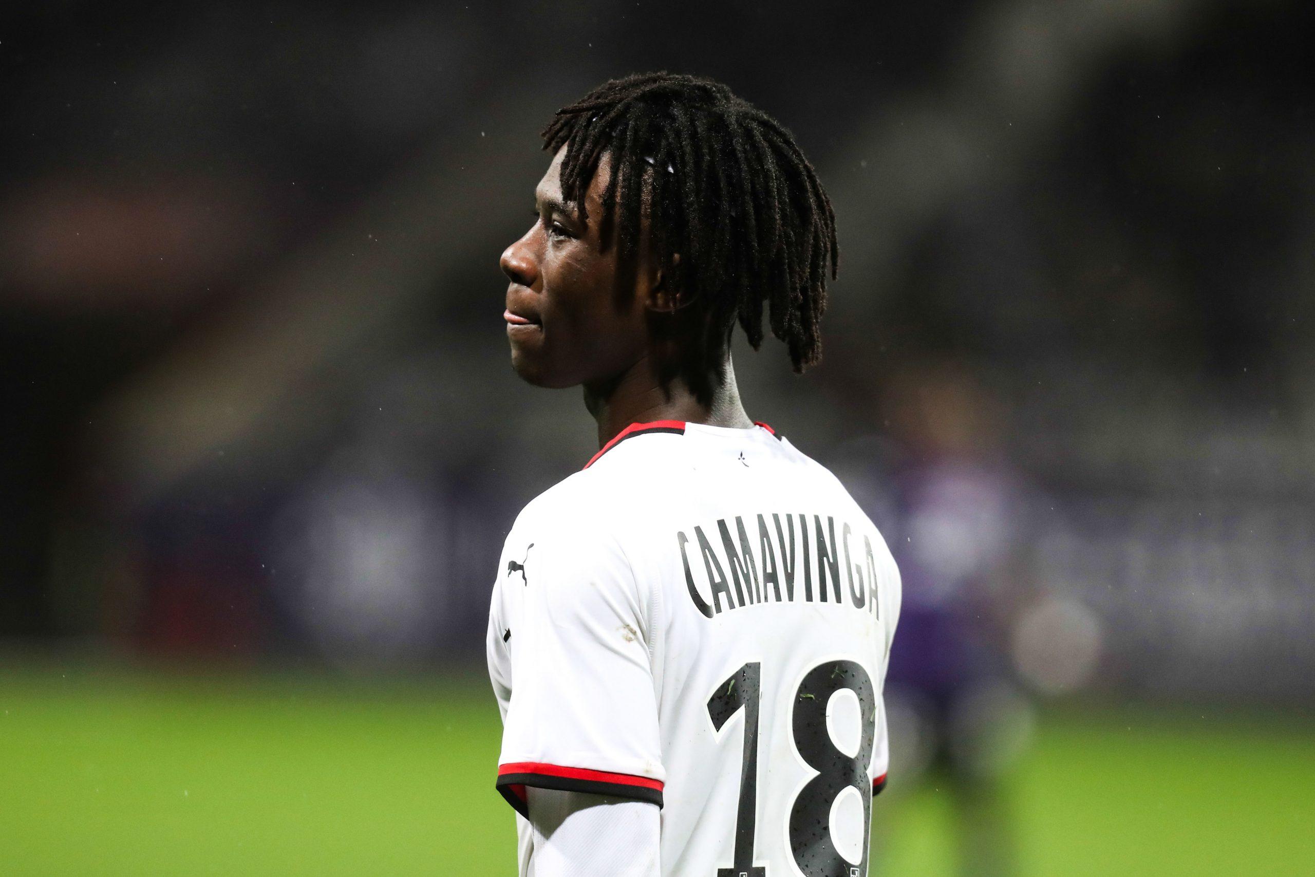 """Le dossier Camavinga, """"C'est une obligation pour le PSG"""" affirme Castaldi"""