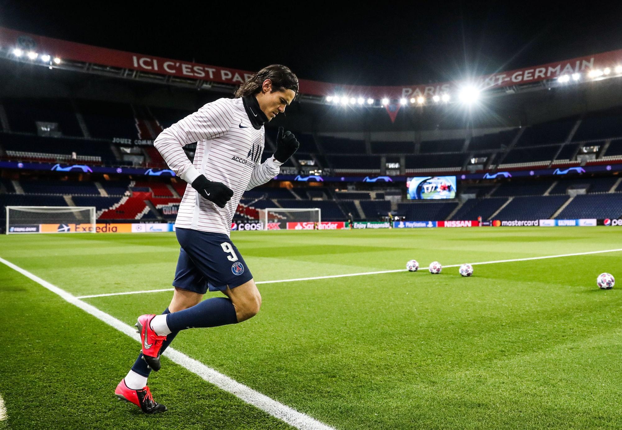 Mercato - Cavani s'est proposé au Barça, assure Sport