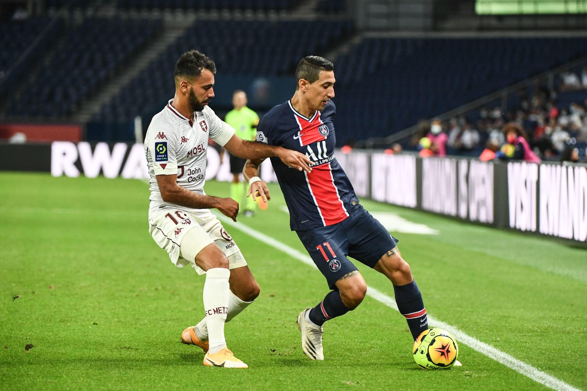 "PSG/Metz - Centonze affirme ""on a été solide"""