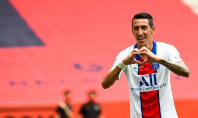 Mercato - Di Maria et le PSG discutent d'une prolongation de contrat, confirme Le Parisien