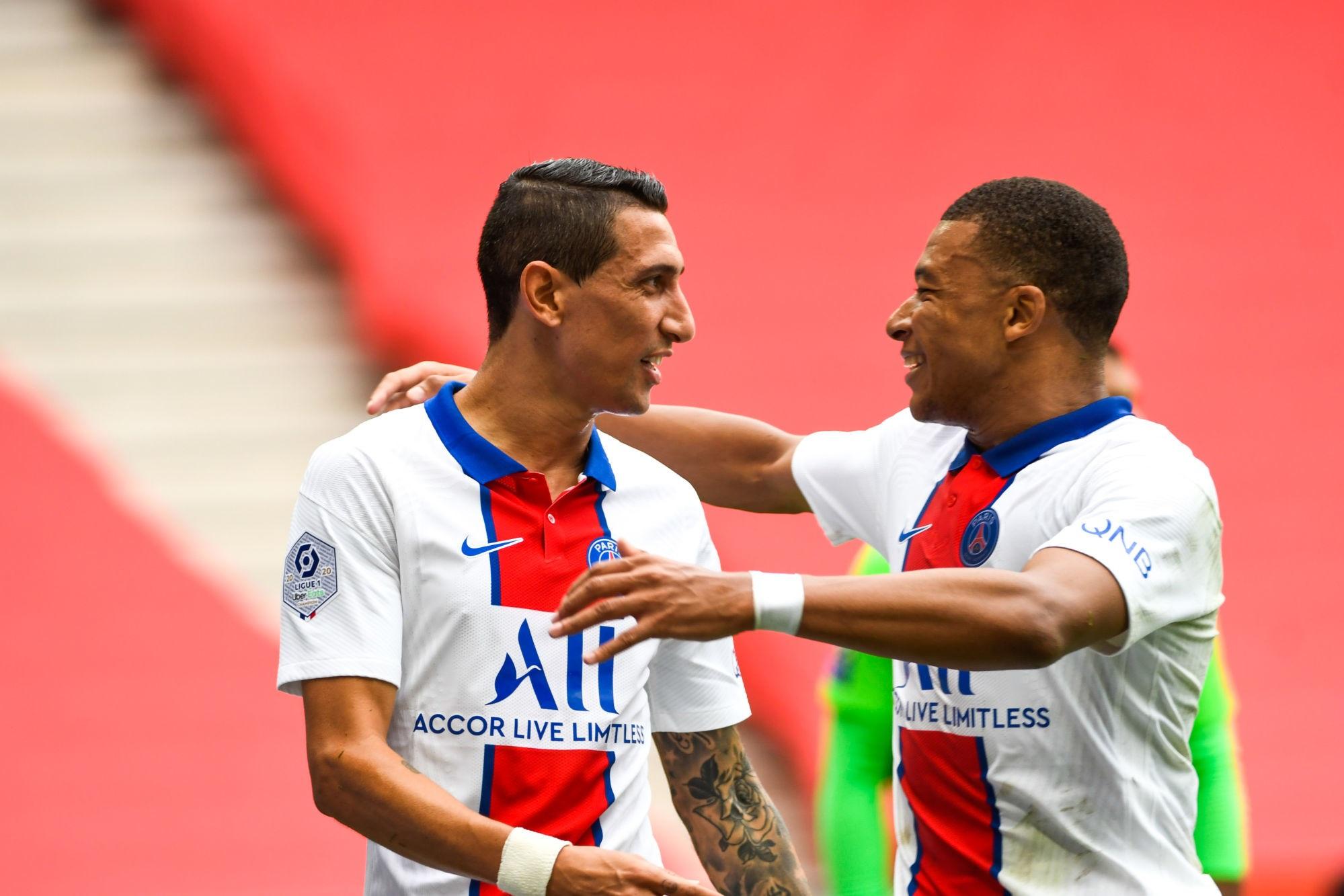 Ligue 1 - 3 joueurs du PSG dans l'équipe-type de la 4e journée de L'Equipe