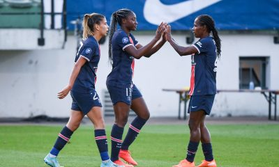 """Guingamp/PSG - Diani """"c'était à nous de trouver les solutions pour marquer"""""""