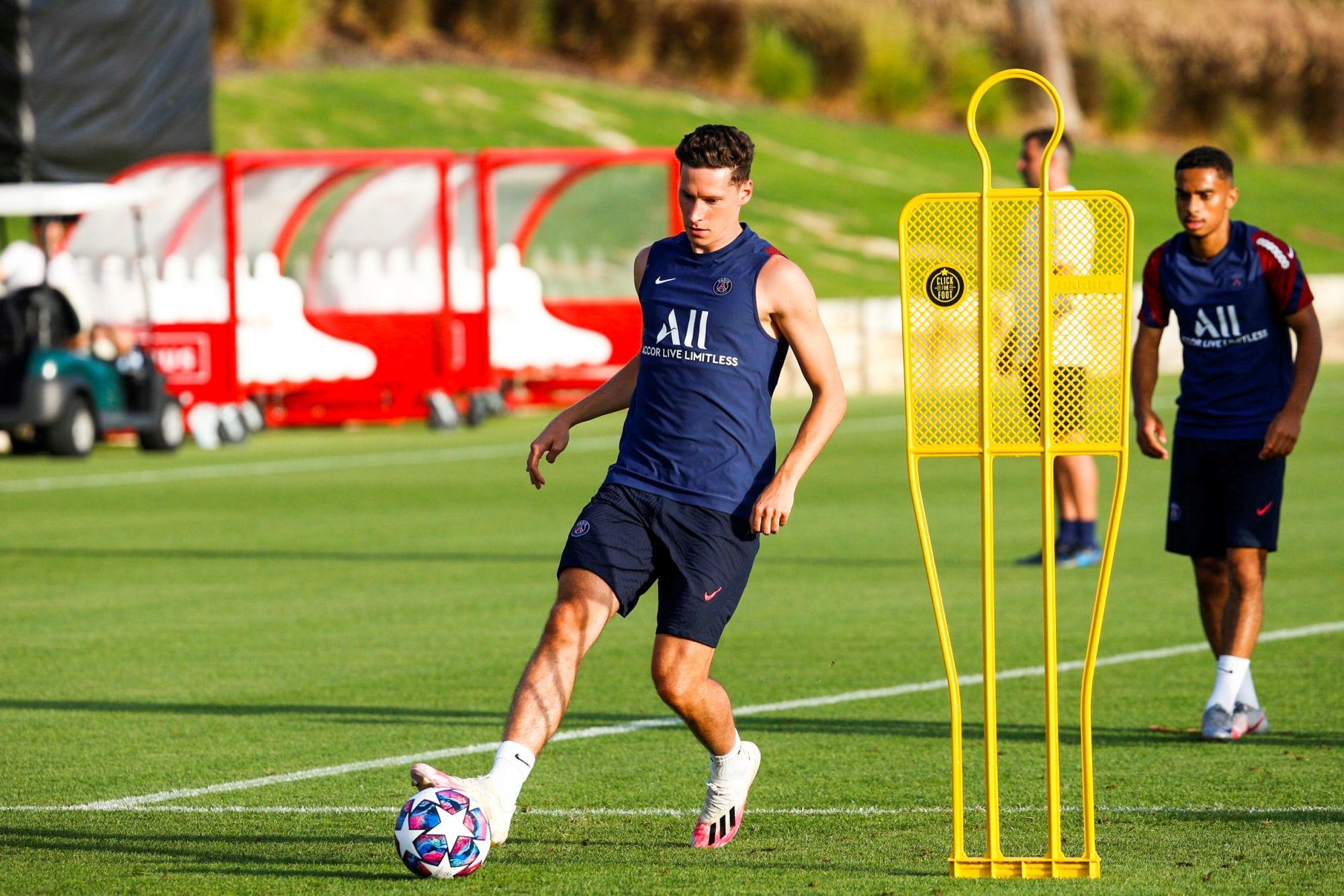 Mercato - Leeds a contacté Draxler, peu intéressé pour le moment d'après RMC Sport