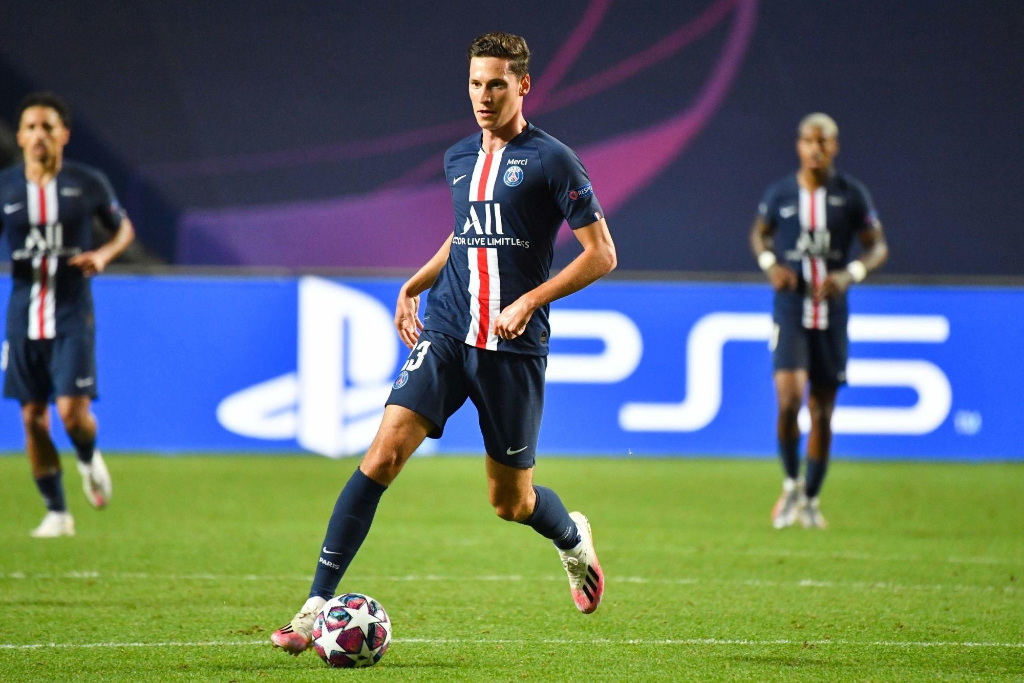 Mercato - Draxler compte rester au PSG et attendre la fin de son contrat, confirme Sky