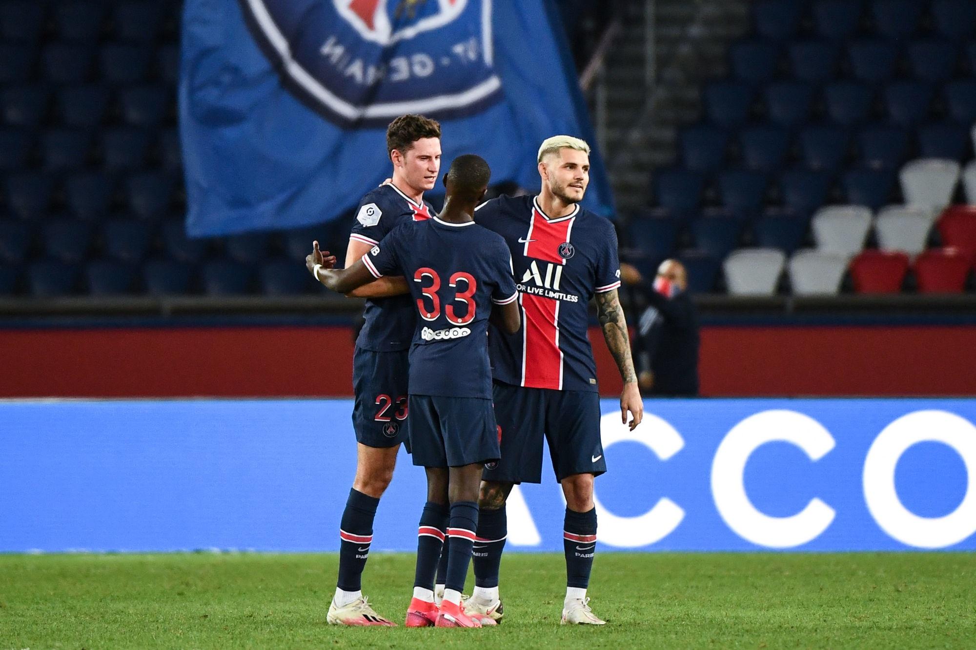 Draxler revient sur la victoire contre Metz, évoque les efforts et la fatigue de l'équipe